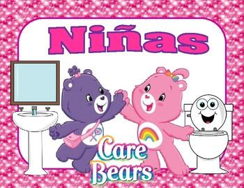 Bundle Rutina Kinder Motivo Care Bears