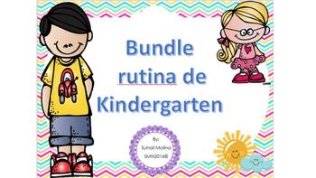 Bundle Rutina Kinder - Motivo Melonheadz