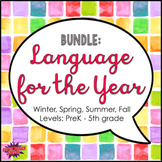 Bundle: Language for the Year!