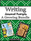 Bundle: Seasonal Writing Prompts and Journal