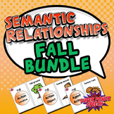 Bundle: Semantic Relationships Fall