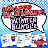 Bundle: Semantic Relationships Winter (BOOM & Interactive Books)