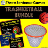 Sentences Trashketball Games Bundle