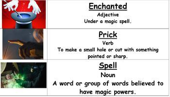 Bundle Set CKLA Vocabulary Cards 1st Grade Domains 6-11