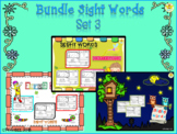 Bundle Sight Words (Set 3)