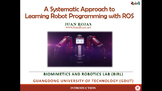 """Bundle: Slides4 """"A Systematic Approach to Learning Robot P"""