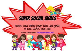 Bundle: Social Skills Activities