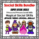 Bundle: Social Skills Activities