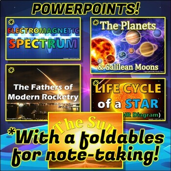 Bundle: Solar System Super Bundle
