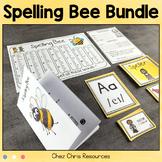 Spelling Bee Unit