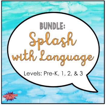 Bundle: Splash with Language