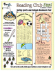 Bundle: Spring Cleaning and Sports Two-Page Activity Set a