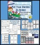 Bundle!  Spring Themed: ABC Order, Syllable Sorts, Noun Sorts