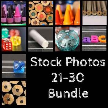 Bundle - Stock Photos 21-30 - Commercial Use for Teacherpreneurs