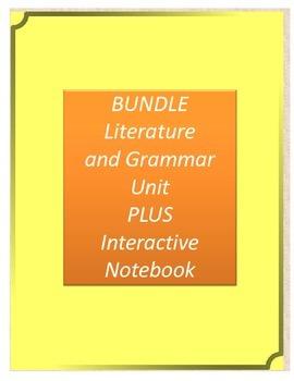 Bundle! Tangerine Literature and Grammar Unit AND Interact