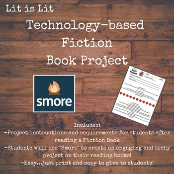 Bundle: Technology-based Fiction and Nonfiction Book Project