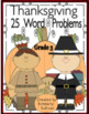 Bundle Thanksgiving Word Problems Christmas ELA TASK CARDS Printables