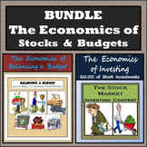 Bundle - The Economics of Balancing a Budget & The Economics of Investing