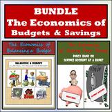 Bundle - The Economics of Balancing a Budget & Saving Your Money