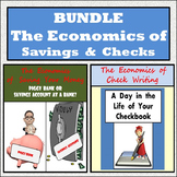Bundle - The Economics of Check Writing & The Economics of Saving Your Money