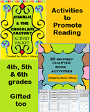 Charlie and the Chocolate Factory plus Bonus Chapter Book Activities