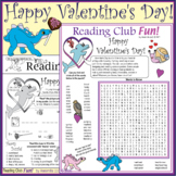 Bundle: Valentine's Day / Friendship Two-Page Activity Set