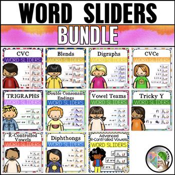 Word Sliders (Bundle)