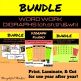 Bundle:  Word Work Digraph