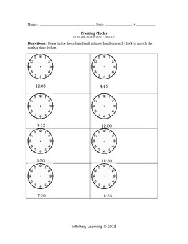Bundle Worksheets - 2nd Math - ALL Measurement & Data CC Standards