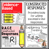 Bundle: Writing Successful Constructed Responses
