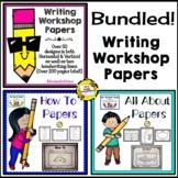 Bundle: Writing Workshop Papers