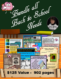 Bundle all Your Back to School Needs