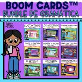 Bundle de Gramática Boom Cards™ Grammar in Spanish