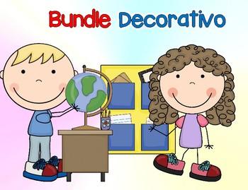 Bundle decorativo Motivo: Scrappin Doodles