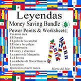 Bundle for Hispanic legends and fables (Growing Bundle)