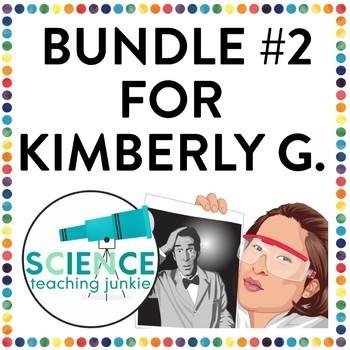 Bundle #2 for Kimberly G.