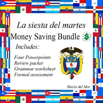 Bundle for La siesta del martes