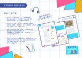 Bundle literario: actividades con referencias literarias d