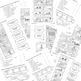 Bundle of 10 ESL Activities: Picture Stories & Worksheets