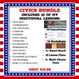 Civics EOC Bundle I