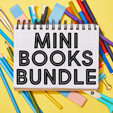 Bundle of 12 History and Science Mini Books