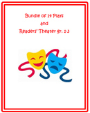 Bundle of 14 Plays and Readers' Theater gr. 1-3
