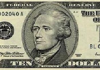 Bundle of 2 - Alexander Hamilton & Hamilton's Financial Policies