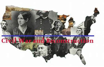 Bundle of 2 - American Civil War - Catastrophic Damage & Reconstruction Timeline