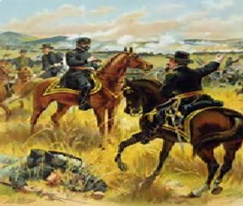 Bundle of 2 - American Civil War - George Meade & The Battle of Gettysburg