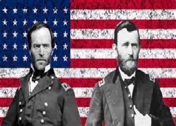 Bundle of 2 - American Civil War - Grant & Sherman's Civil War Partnership