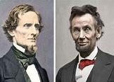 Bundle of 2 - American Civil War – Lincoln & Davis, the Presidents