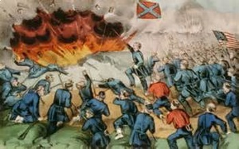 Bundle of 2 - American Civil War - Vicksburg & The Battle of the Crater