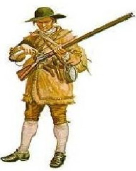 Bundle of 2 - American Revolutionary War - American Snipers