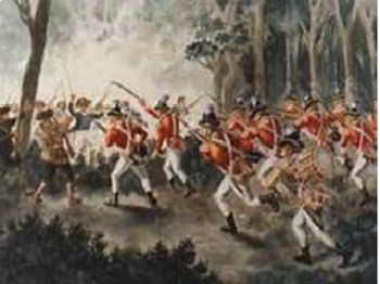 Bundle of 2 - American Revolutionary War - Battle of Monmouth & Molly Pitcher